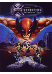 X-Men Evolution - La révolte des mutants - DVD