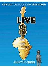 Live 8 - One Day, One Concert, One World - July 2nd 2005 - DVD