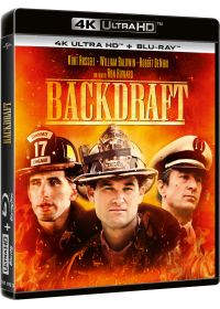 Backdraft (4K Ultra HD + Blu-ray) - 4K UHD