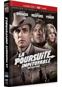 La Poursuite impitoyable (Digibook - Blu-ray + DVD + Livret) - Blu-ray