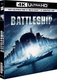 Battleship (4K Ultra HD + Blu-ray + Digital HD) - Blu-ray 4K