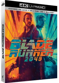 Blade Runner 2049 (4K Ultra HD + Blu-ray 3D + Blu-ray + Digital UltraViolet) - 4K UHD
