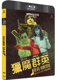 Devil Hunters (Édition Collector Blu-ray + DVD) - Blu-ray