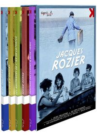 Jacques Rozier - Coffret 5 DVD (Édition Collector) - DVD