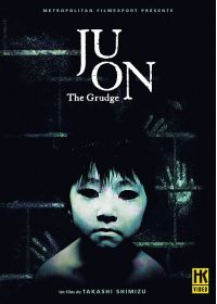 Ju-on : The Grudge (Édition Collector Limitée) - DVD