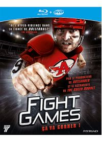 Fight Games (Combo Blu-ray + DVD) - Blu-ray