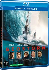 Geostorm (Blu-ray + Digital HD) - Blu-ray