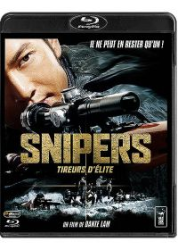 Snipers, tireurs d'élite - Blu-ray