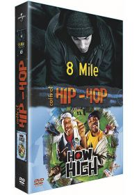 Coffret Hip-Hop - 8 Mile + How High (étudiants en herbe) - DVD