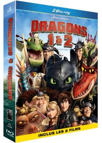 Dragons : la collection ultime - Dragons & Dragons 2 - Blu-ray