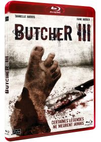 Butcher III - Blu-ray