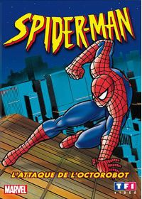 Spider-Man - L'attaque de l'octorobot - DVD