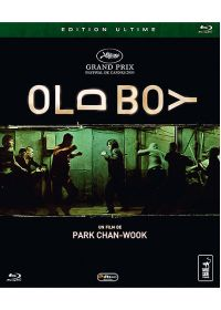 Old Boy (Édition Ultime) - Blu-ray