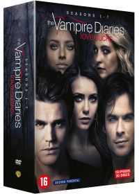 Vampire Diaries - Saisons 1 à 7 - DVD