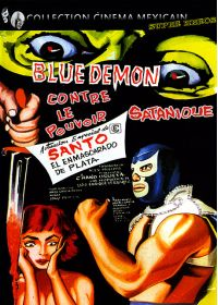 Blue Demon contre le pouvoir satanique - DVD