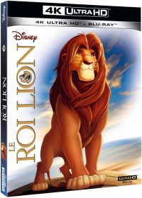 Le Roi Lion (4K Ultra HD + Blu-ray) - 4K UHD