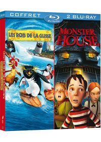 Les Rois de la glisse + Monster house (Pack) - Blu-ray