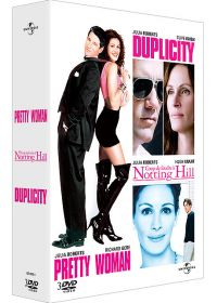 Julia Roberts - Coffret - Coup de foudre à Notting Hill + Duplicity + Pretty Woman - DVD