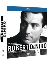 La Collection Robert De Niro - Il était une fois en Amérique + Les affranchis + Heat + Mission (Pack) - Blu-ray