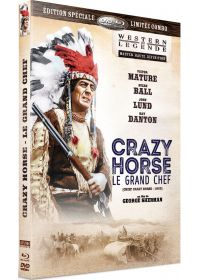 Crazy Horse - Le Grand Chef (Édition Spéciale Combo Blu-ray + DVD) - Blu-ray