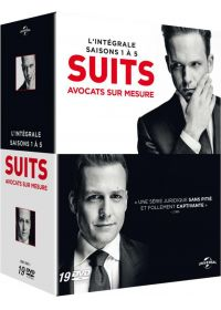 Suits - Saisons 1 à 5 - DVD