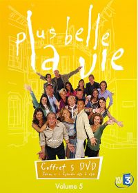 Plus belle la vie - Volume 5 - DVD
