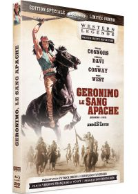 Geronimo, le sang apache (Édition Spéciale Combo Blu-ray + DVD) - Blu-ray