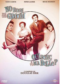 Douglas Sirk - Coffret 2 comédies - No Room for the Groom + Qui donc a vu ma belle ? - DVD
