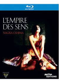 L'Empire des sens (Version Longue) - Blu-ray