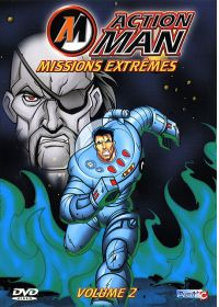 Action Man - Mission extrêmes - Volume 2 - DVD