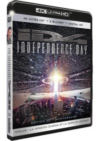 Independence Day (4K Ultra HD + 2 Blu-ray + Digital HD) - 4K UHD