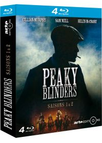 Peaky Blinders - Saisons 1 & 2 - Blu-ray