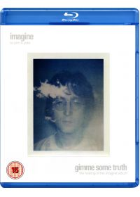 Imagine + Gimme Some Truth: The Making of John Lennon's Imagine Album - Blu-ray