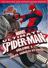 Ultimate Spider-Man - Volume 1 : Toiles, gadgets et lycée - DVD