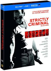 Strictly Criminal (Combo Blu-ray + DVD + Copie digitale) - Blu-ray