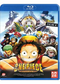 One Piece - Le Film 4 : L'aventure sans issue - Blu-ray