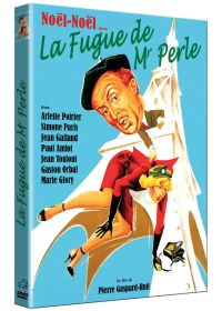La Fugue de Mr Perle - DVD