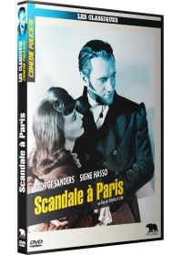 Scandale à Paris - DVD