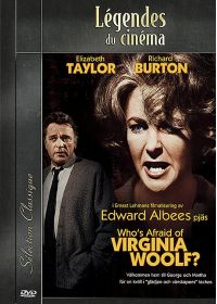 Qui a peur de Virginia Woolf ? - DVD