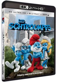 Les Schtroumpfs (4K Ultra HD + Blu-ray + Digital UltraViolet) - Blu-ray 4K