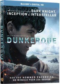 Dunkerque (Blu-ray + Digital HD) - Blu-ray