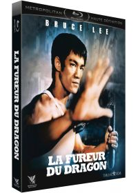 La Fureur du Dragon - Blu-ray