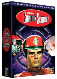 Captain Scarlet - Vol. 1 - DVD