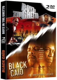 Boyz in the Ghetto + Black Caid (Pack) - DVD