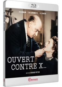 Ouvert contre X... - Blu-ray