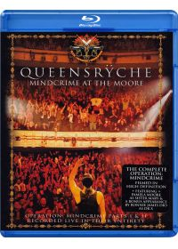 Queensrÿche - Mindcrime at the Moore - Blu-ray
