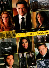 FBI portés disparus - Saison 4 - DVD