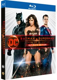 Batman v Superman : L'aube de la justice (Ultimate Edition - Blu-ray + Copie digitale UltraViolet) - Blu-ray