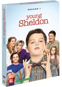 Young Sheldon - Saison 1 - DVD