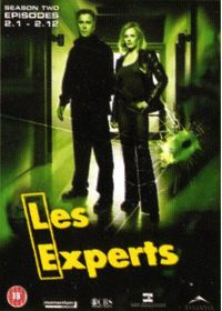 Les Experts - Saison 2 vol. 1 - DVD